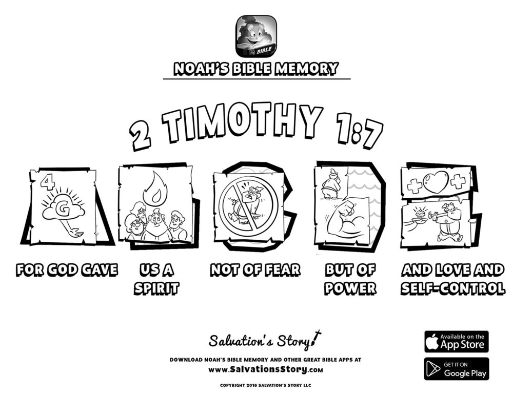 Bible Memory Printable Gallery Sunday School Games