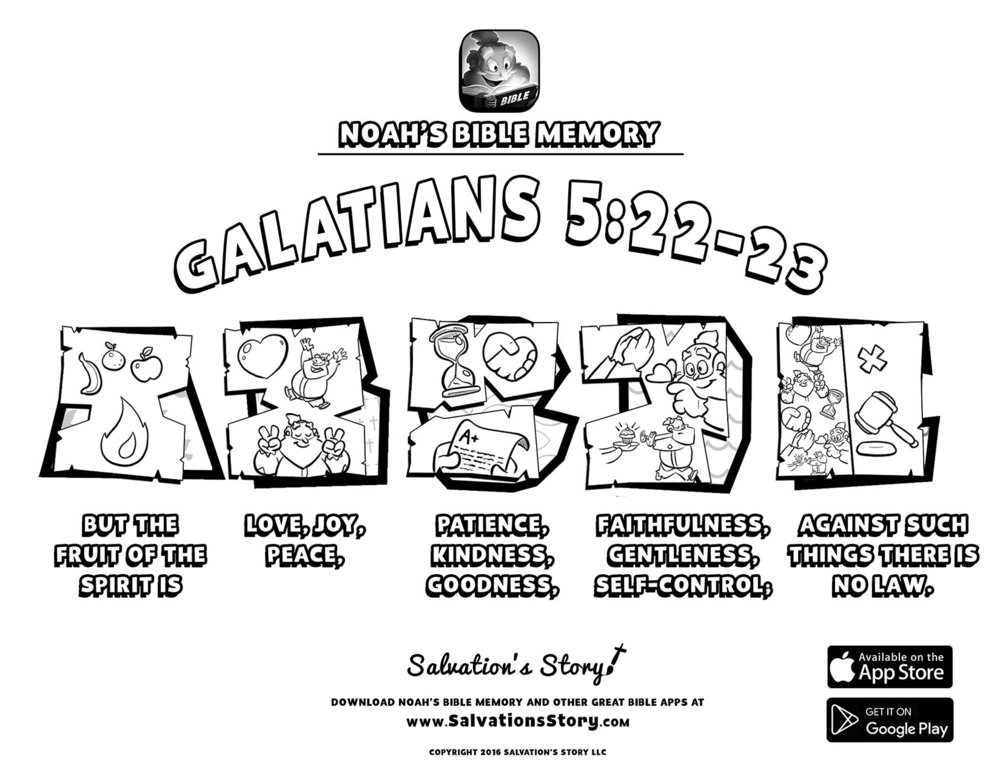 Salvations Story - Bible Memory  Galatians 5-22 and 23.jpg
