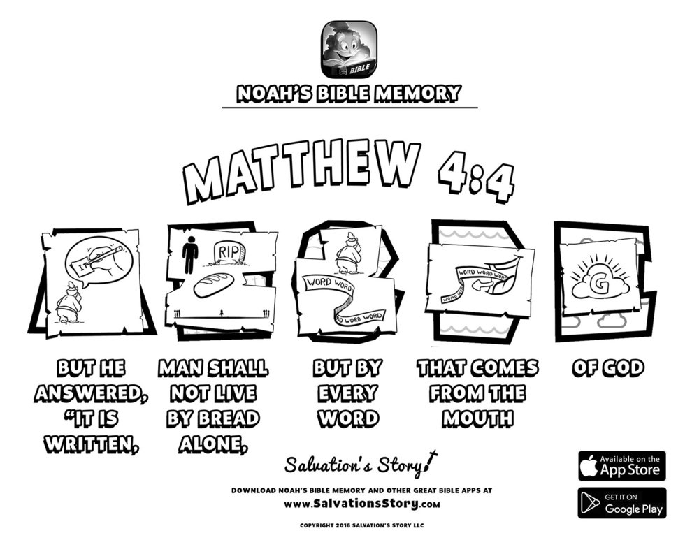 Salvations Story - Bible Memory  Matthew 4-4.jpg