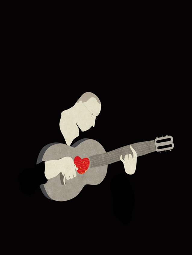 Flamenco guitar concert