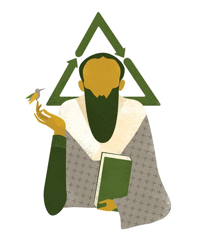 St. Basil enviromentalist