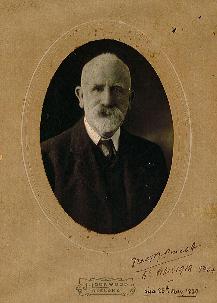 Fredrick Rupert Pincott