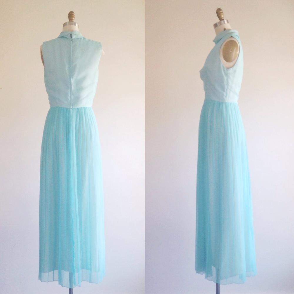 ac29f8a0256 409-Blue dress- Blue gown- Baby blue dress- Formal dress — The Ivy Retreat
