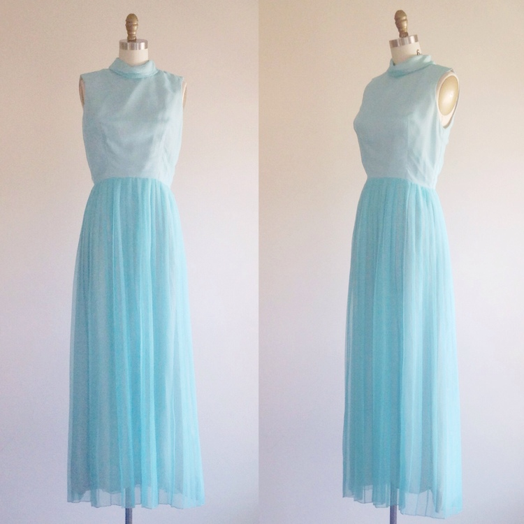 5411e674ad2 409-Blue dress- Blue gown- Baby blue dress- Formal dress. 25.00.  IMG 2553.JPG