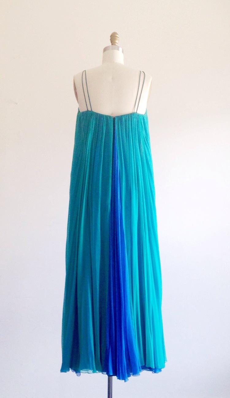 Teal formal dress- Teal prom dress- Formal gown- Teal dress- Blue ...