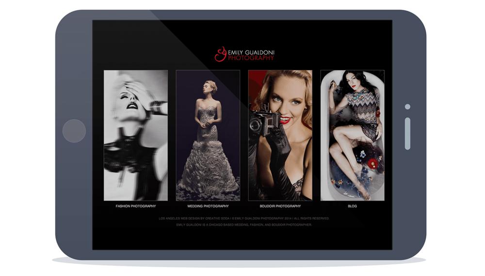 Modeling Website