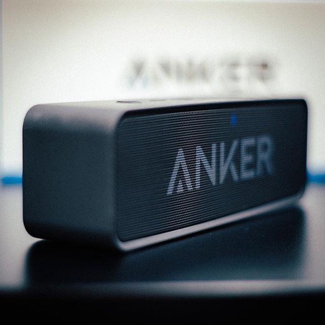ANKERのポータブルスピーカー SoundCoreの試聴・展示を行っています!大容量バッテリーと省電力設計で約24時間連続再生が可能!サイズも小ぶりですので、アウトドア・レジャーや旅行・出張のお供に最適です。 一度、サウンドを体感しにいらして下さい。
