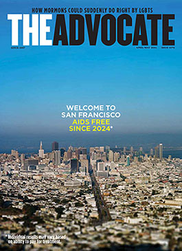 "COVER FEATURE: ""Can San Francisco Become America's First AIDS-Free City?"""