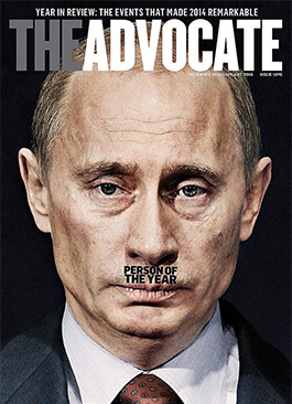 "COVER FEATURE: ""Person of the Year: Vladimir Putin"