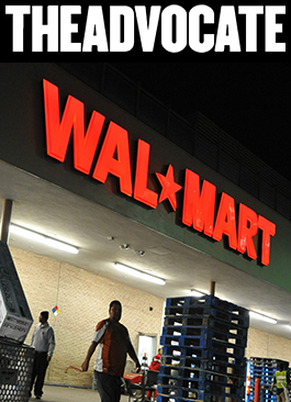 "PRINT FEATURE: ""Why Walmart Became LGBT Friendly"""