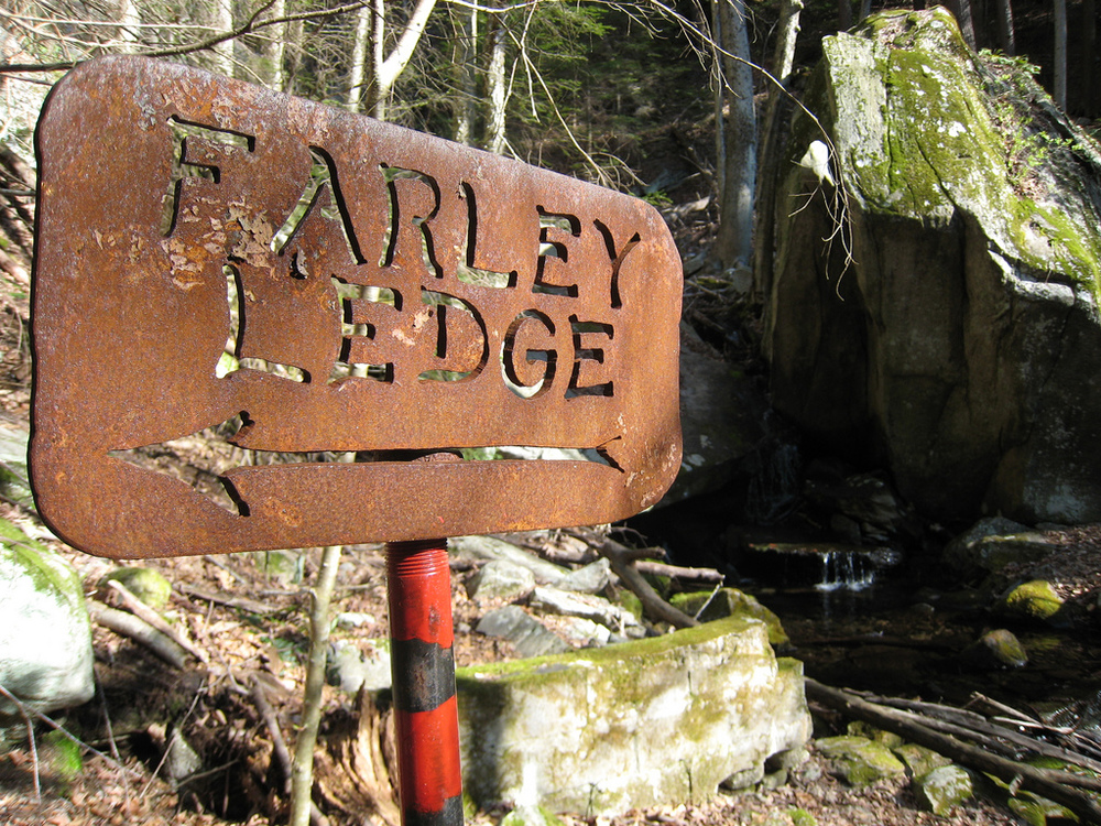 Farley sign.  Photo from the WMCC's flickr