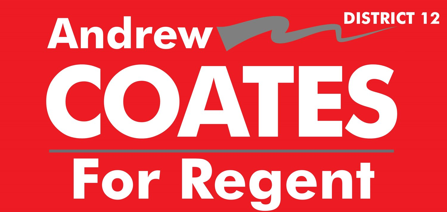 Andrew Coates for Regent