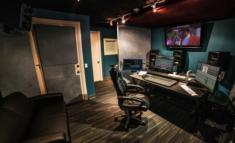 Your project will be cut at the famous Raleigh Studios in Hollywood, CA. With 24 hour manned security and the industries leading video editing equipment.  -
