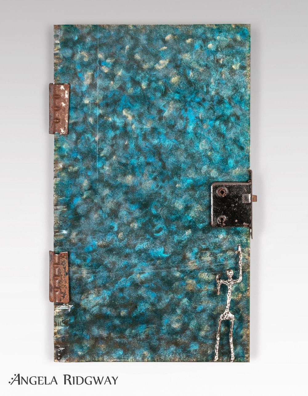 my blue door