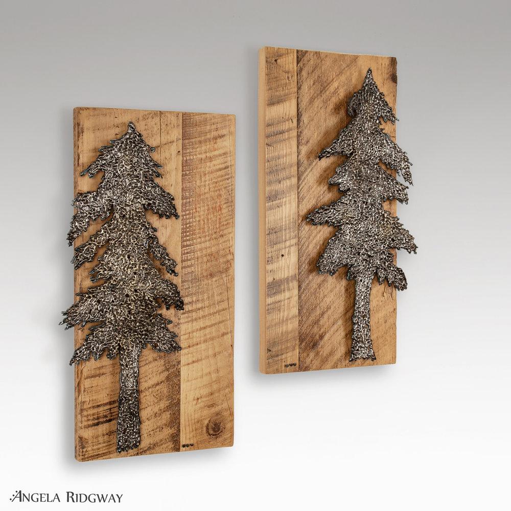 fir trees 1 & 2
