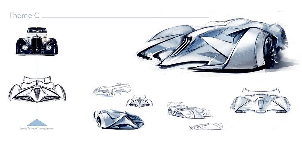Avions Voisin project. Reborn of the brand.Impressive and unique luxury.