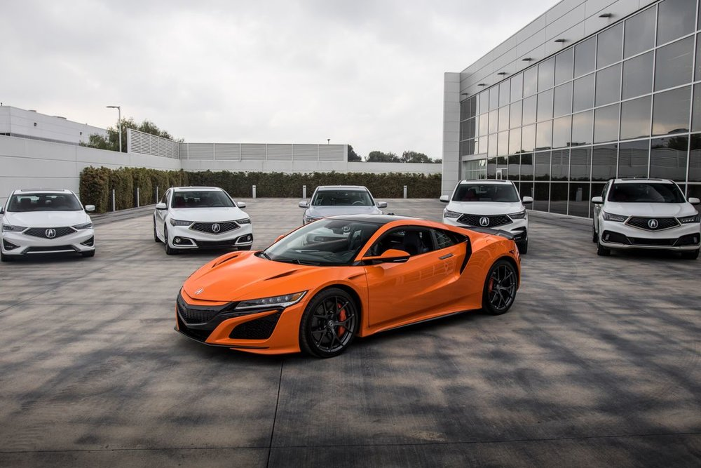 The NSX is Acura's flagship supercar. However, to succeed, the company must excel in its mainstream offerings.  BRENDAN MCALEER/THE GLOBE AND MAIL