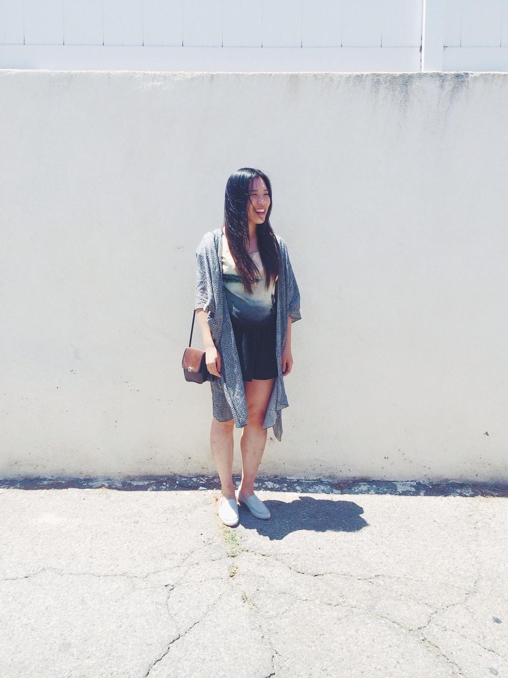 Taken in LA, few days before graduation in June2014.