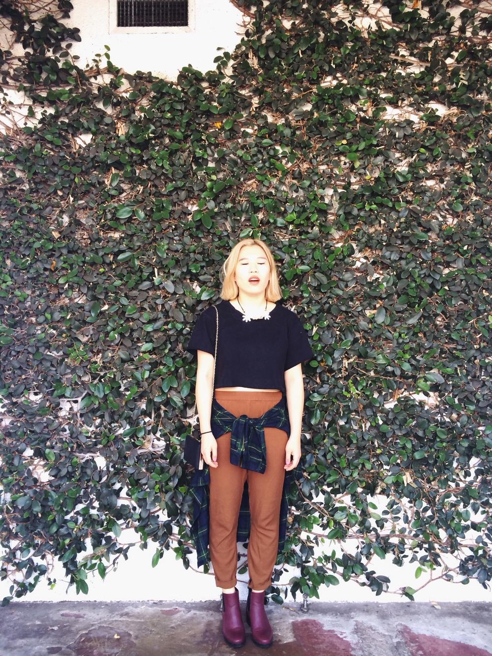 Taken in Hollywood,CA in April 2015.