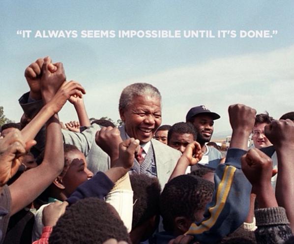 aiming high for #2014 /doer, not just a dreamer /luke 1:45 -