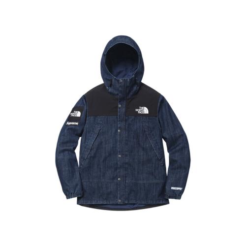 494e0c0bcab0d Supreme x The North Face Jeans Jacket