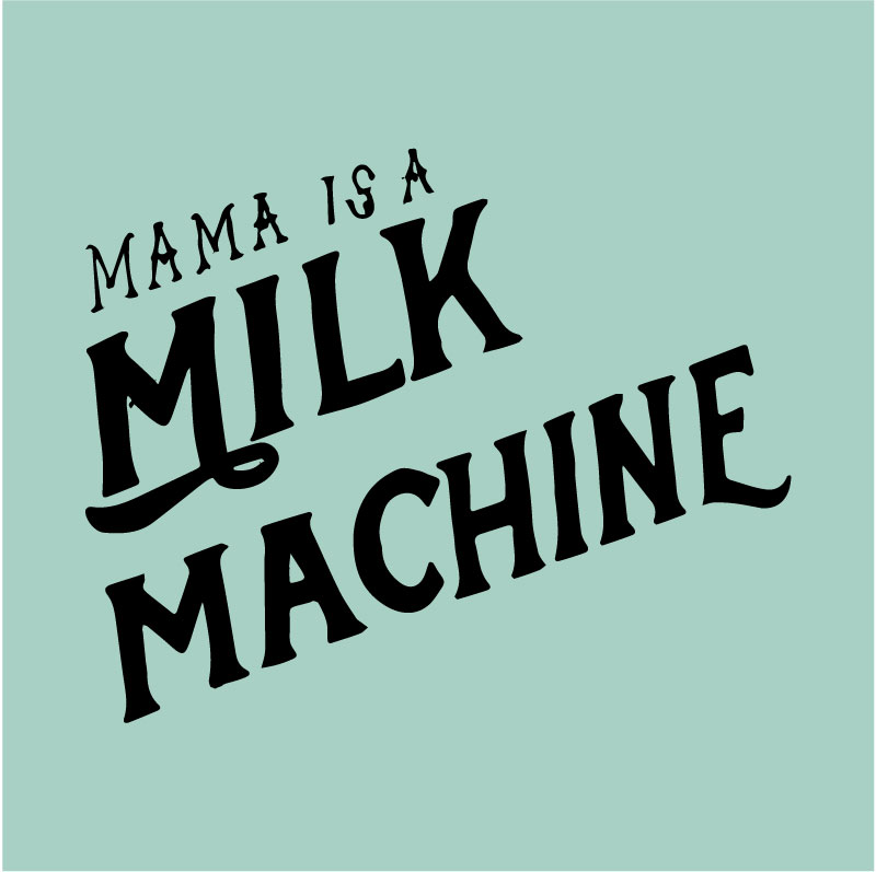 handlettering-milk-machine