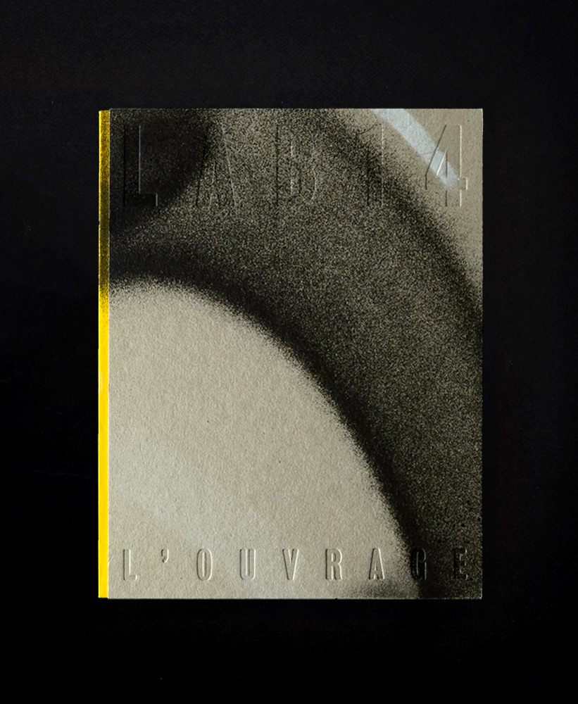 L'Ouvrage, Lab 14 exhibition catalogue