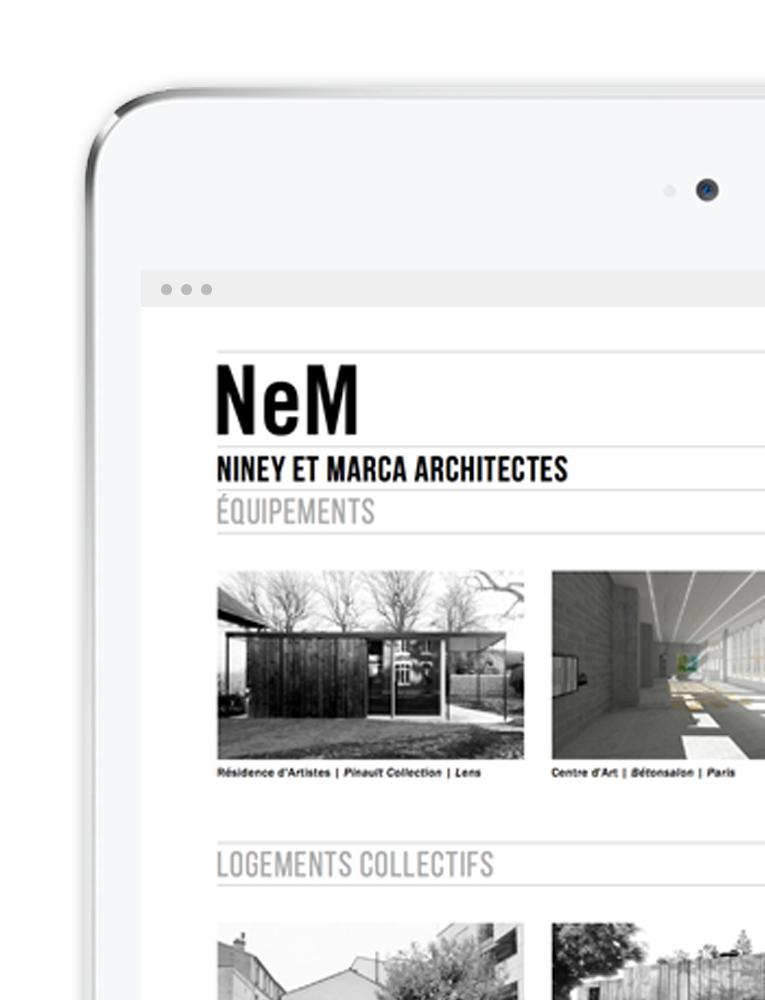 NeM architectes ↗