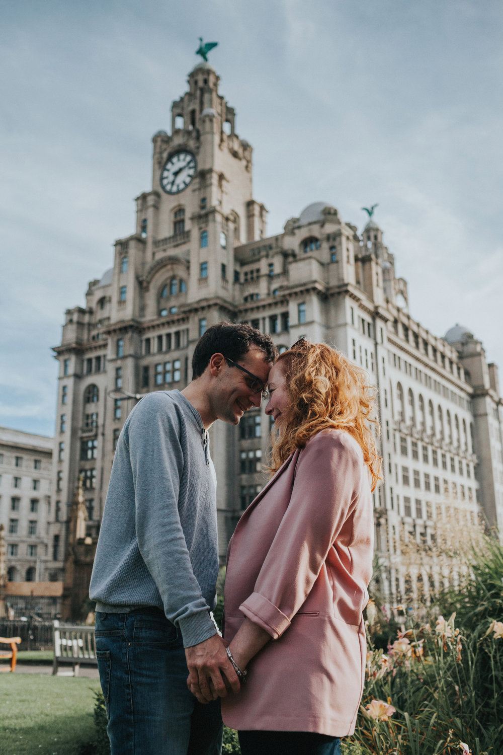 Couple shoot Liverpool