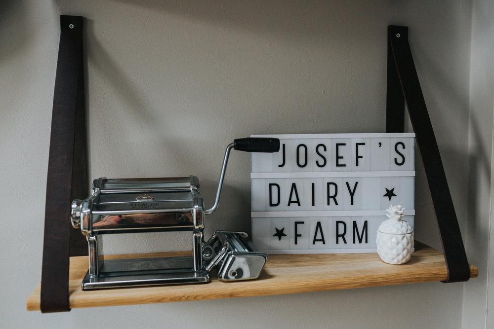 Josef's Dairy Farm.