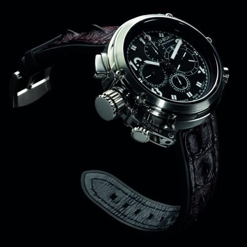 """Bei """"Armbanduhr"""" denke ich viel lieber an so etwas"""