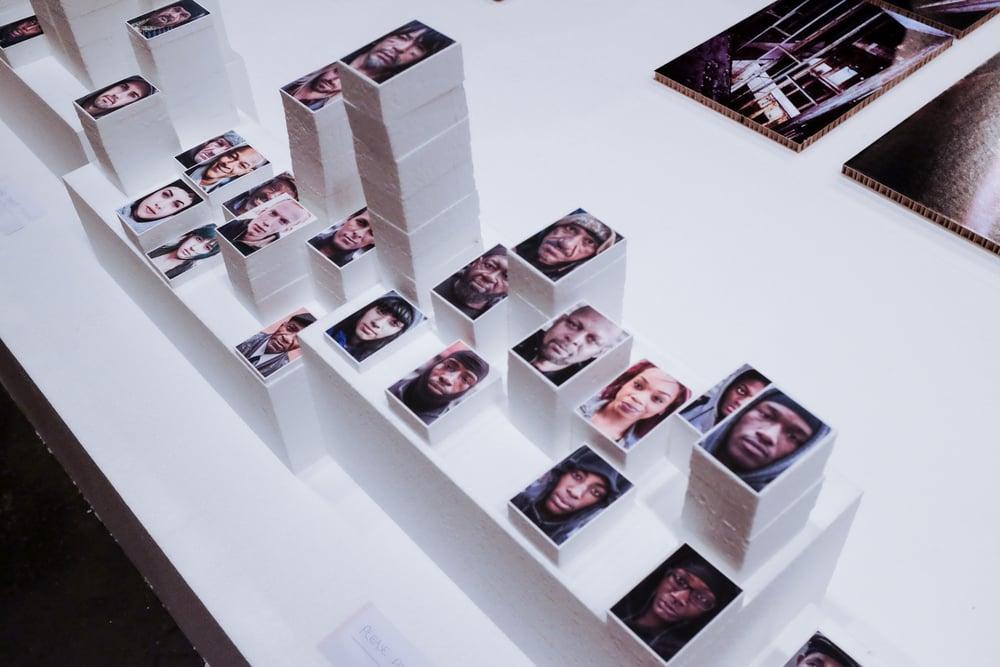 """Mein persönlicher Preis für die beste Präsentation geht an Oliver Baer und seine """"Faces of New York"""""""