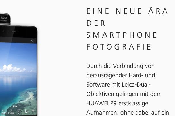 """Die """"Leica-Dual-Objektive"""" sind NICHT von Leica sondern werden in China hergestellt."""