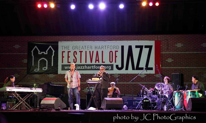 Zaccai Curtis Quintet Headlining the Hartford Jazz Festival