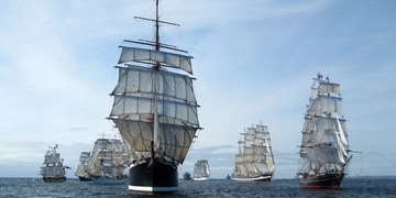 Photo courtesy Harlingen Tall Ships Race