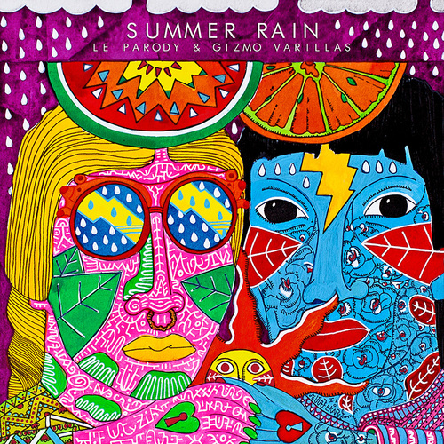 Le Parody & Gizmo Varillas - Summer Rain