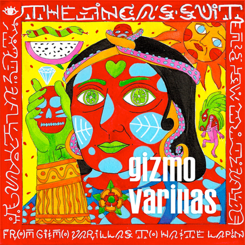 Gizmo Varillas - The Inca's Suit