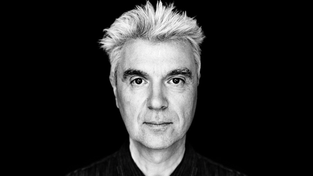 David Byrne, the life and soul of Talking Heads