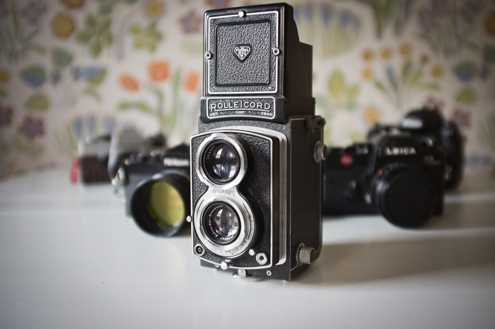 Rolleicord IV