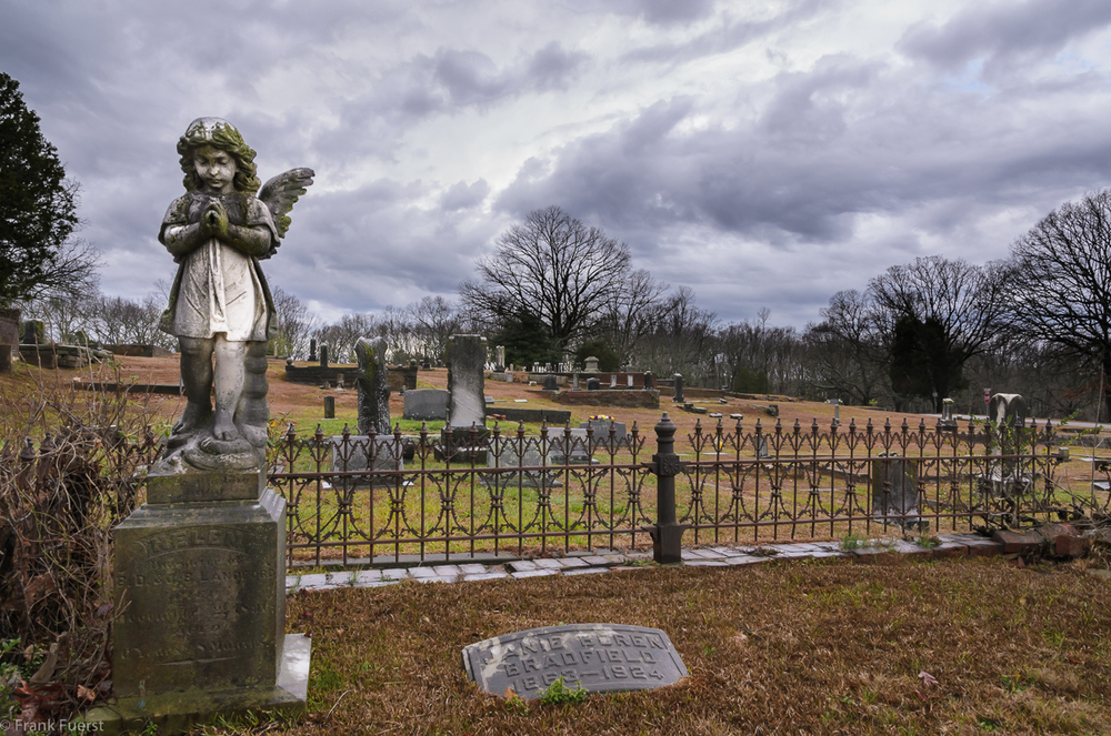 Alta Vista Cemetery, Gainesville, Georgia