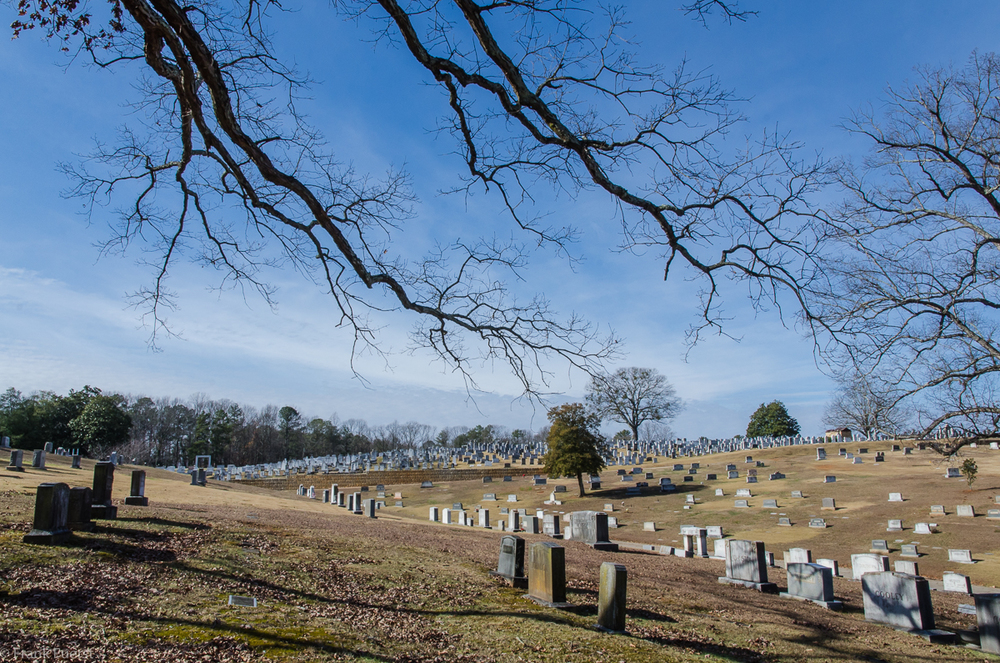 Greenwood Cemetery, Atlanta, Georgia
