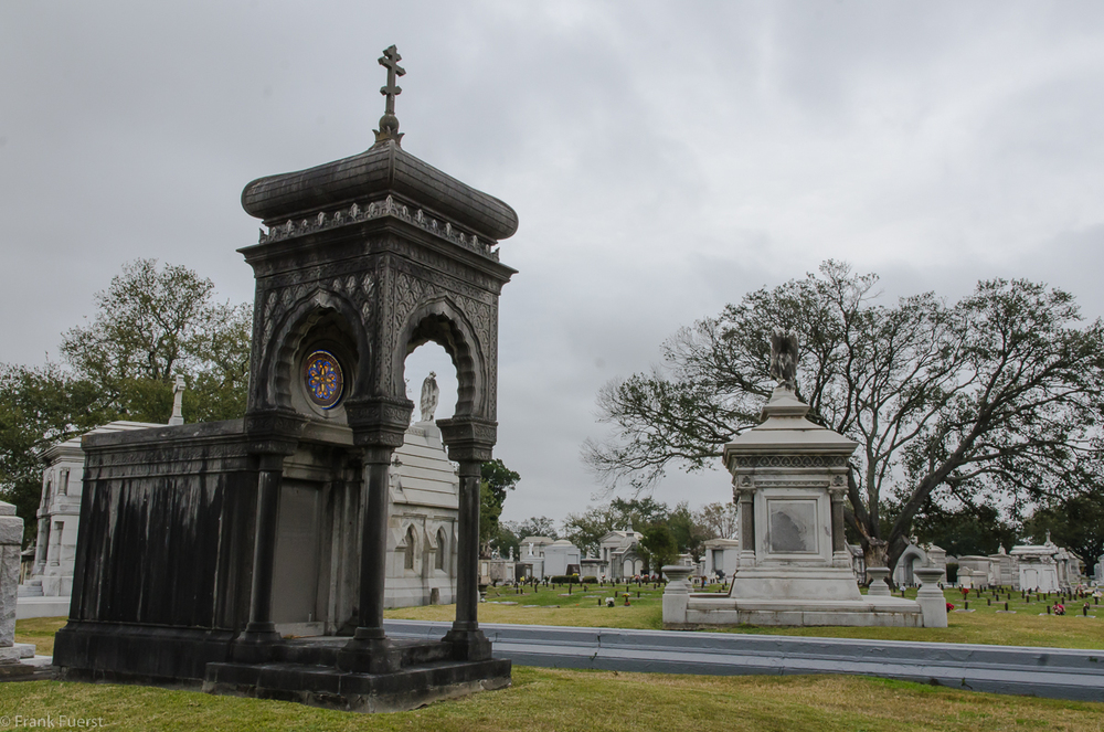 Metairie Cemetery, New Orleans, Louisiana