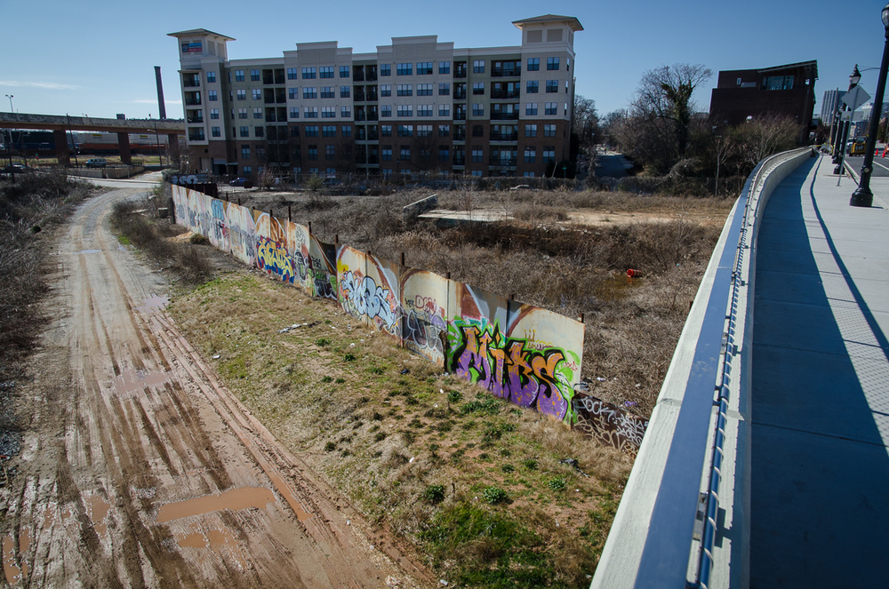 Atlanta Beltline at Edgewood Ave