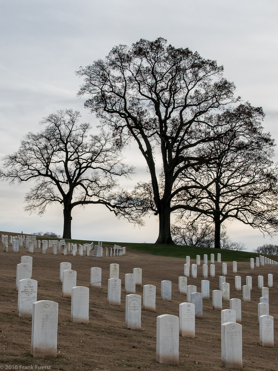 Chattanooga National Cemetery, Chattanooga, Tennessee