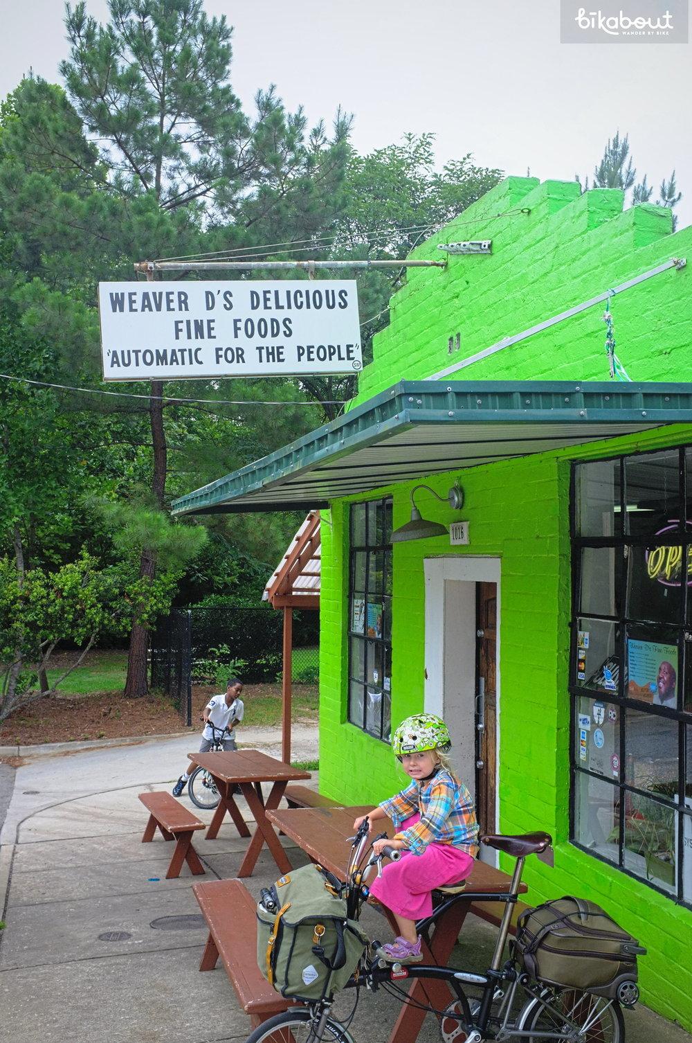 Weaver D's, Athens