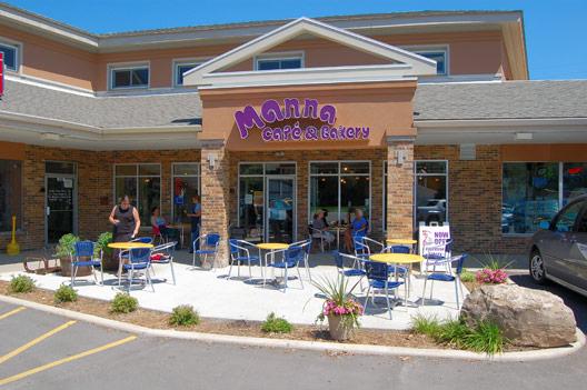 Manna Cafe & Bakery