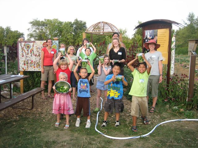 Troy Kids' Garden