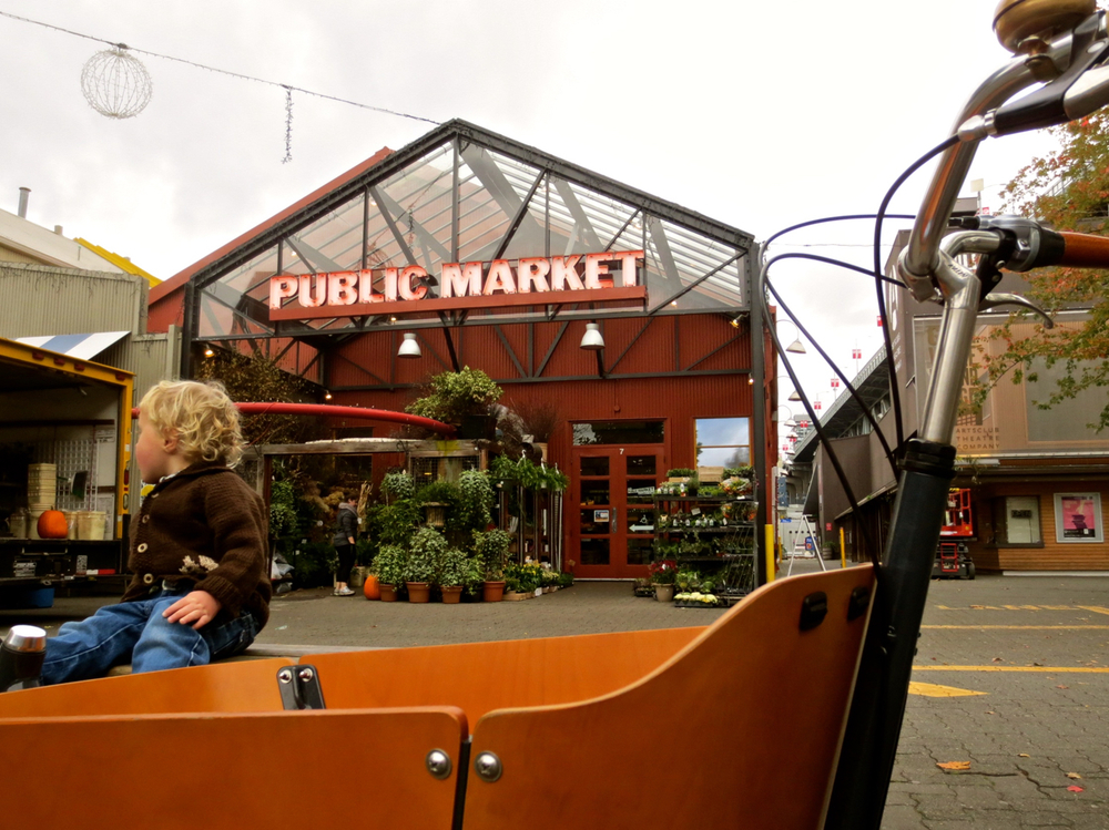 Granville Island's Public Market
