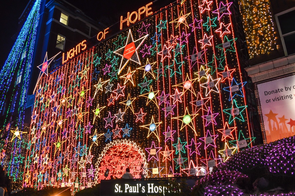 St. Paul's Lights of Hope