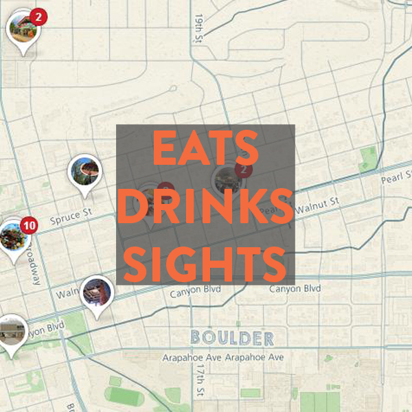 Best eats, drinks and sights by bike in Boulder & Fort Collins